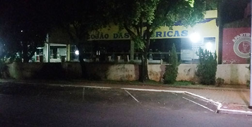 Ladrões armados roubam caminhonete na zona norte; Polícia age rápido e recupera veículo