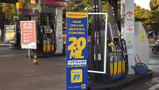 Já falta combustível nos postos de Ilha Solteira