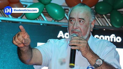 Edson Gomes é levado para UTI em Rio Preto; Otávio afirma que estado do pai é crítico